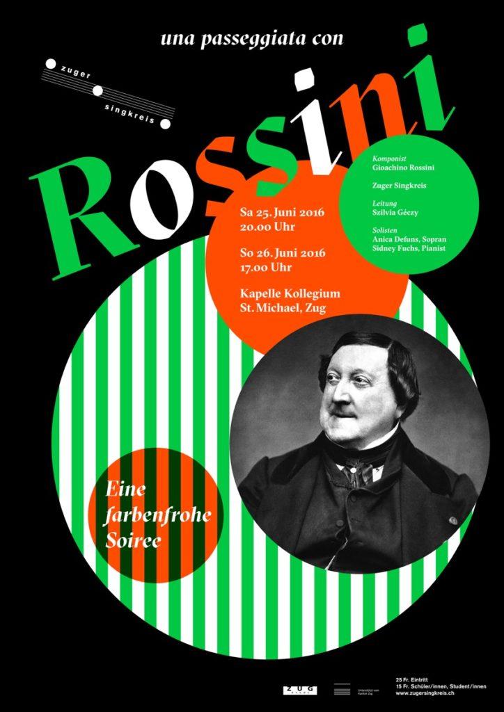 2016: Rossini